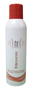 fit booster body spray